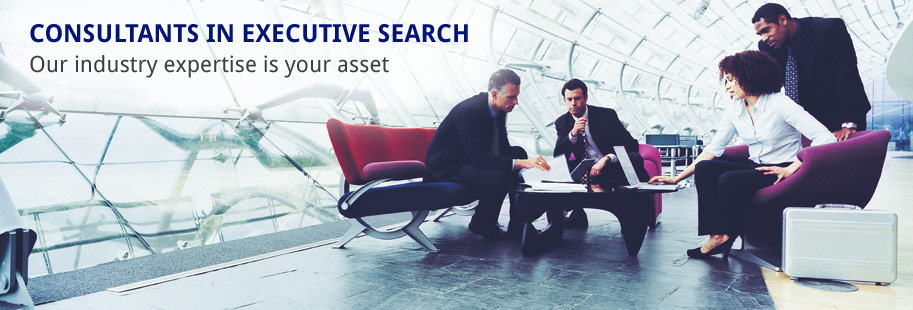 Consultant in executive search, Our industry expertise is your asset.